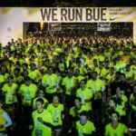 Nike We Run 21K 2014 - Largada