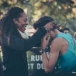 Nike We Run 21K 2014 - Sanya Richards Ross y Luis Molina