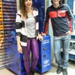 Tienda adidas Abasto - Mariano Martinez y Laura Ezcurra
