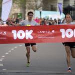 LANPASS 10K en Buenos Aires 2015 - Carriqueo vs Mastromarino