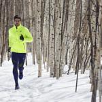 Calza o malla Leg Balance ASICS para hombre de Invierno