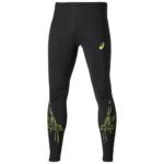 Calza o malla para correr de hombre Stripe Tight ASICS con bolsillo