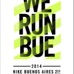 Buenos Aires WE RUN 21K 2014