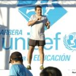 Carrera UNICEF 2014 bsas - Julián Weich conduciendo