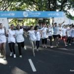 Carrera UNICEF 2014 bsas - Largada 2 CHICOS