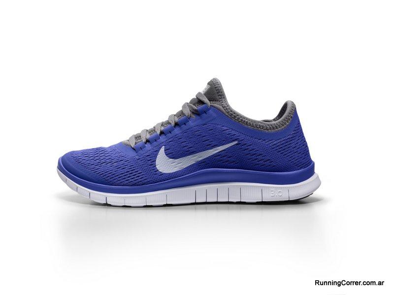 Zapatilla para correr Nike Free 3.0 mujer