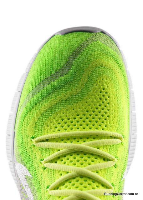 Zapatillas para correr Nike Free Flyknit para Hombre