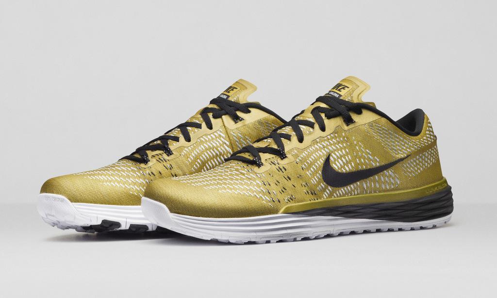Zapatillas Nike Lunar Caldra Gold