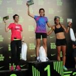Carrera Nike We Run Buenos Aires 2012 Podio Femenino