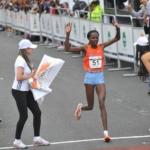 Media Maratón de Bogotá 2013 - Priscah Jeptoo de Kenia gana los 21 femeninos