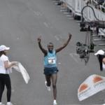 Media Maratón de Bogotá 2013 - Geoffrey Kipsang gana los 21 masculinos