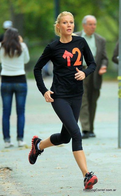 Famosas Corriendo Gwyneth Paltrow