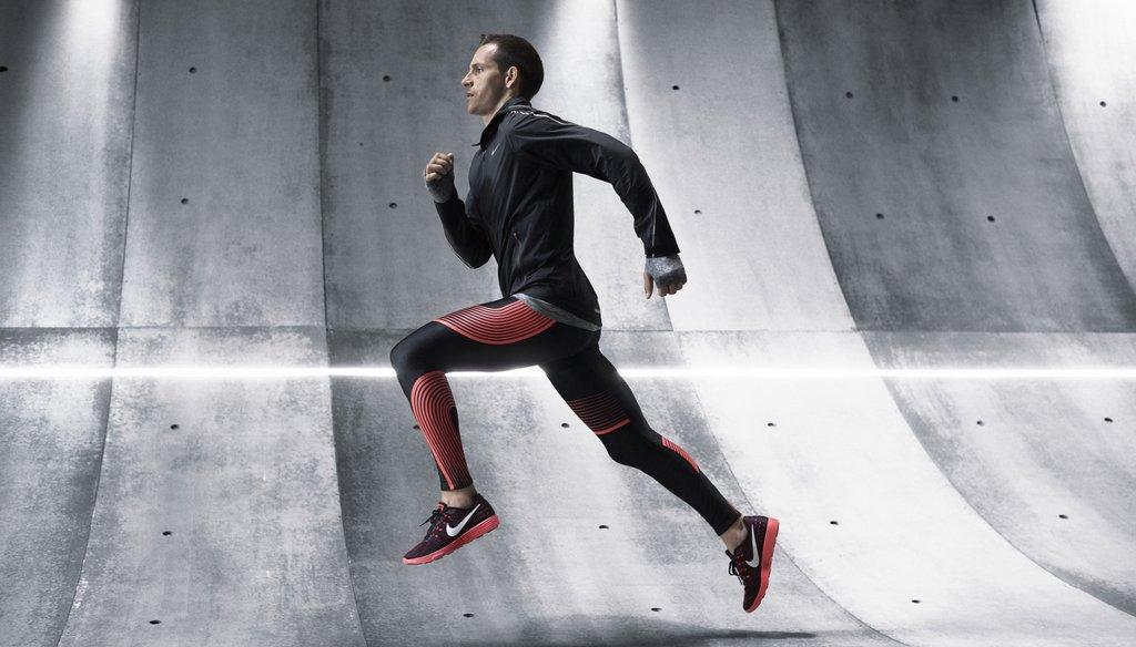 Malla o calza para running Nike Power Speed Tight para hombre - Renaud Levillenie