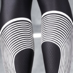 Malla o calza para running Nike Power Speed Tight para hombre - Detalle pierna