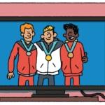 2008: Más de 20 años después de su debut, la Windrunner confirma su posición como líder en ropa de alto rendimiento. Es la chaqueta oficial de podio en la entrega de medallas de los equipos patrocinados por Nike en Pekín, donde cada país recibe su propia chaqueta con los colores de su bandera.