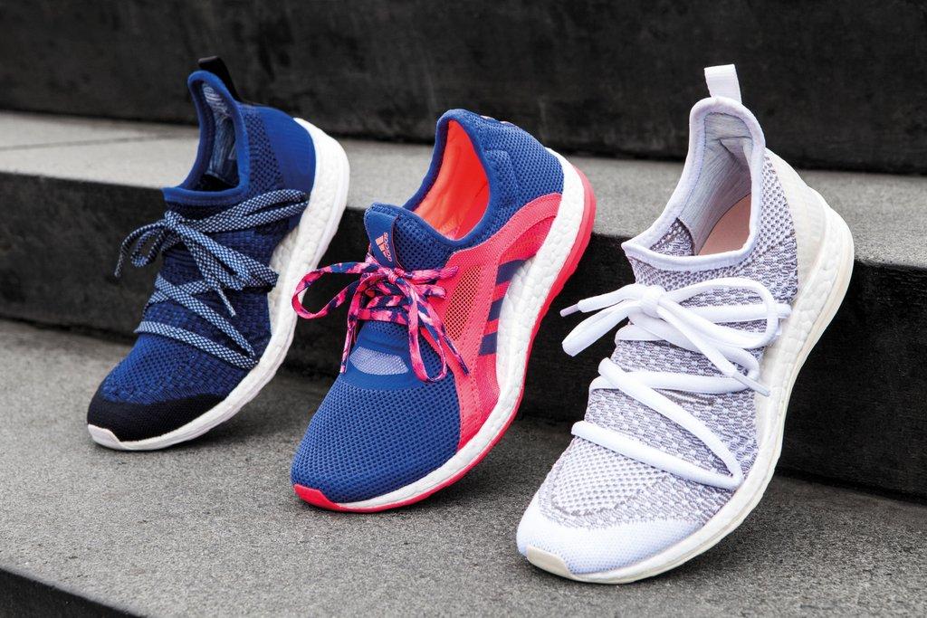 Zapatillas para correr exclusivas para mujer PureBoost X adidas