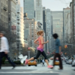 "Comercial Nike Free ""I would run to you"" (Correría hacia vos)"