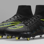 Botines de fútbol Nike con Anti-Clog Traction que quita el barro - Hypervenom Phantom