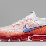 Zapatillas Nike Air VaporMax - Perfil Naranja