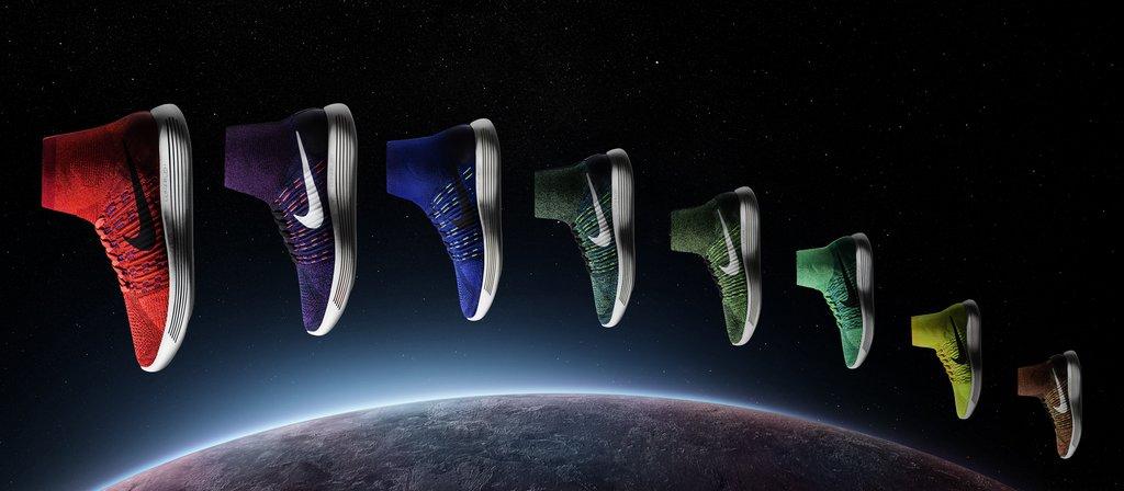 Zapatillas para correr Nike LunarEpic Flyknit - Colores