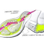 Zapatillas para correr Nike LunarEpic Flyknit - Dibujo