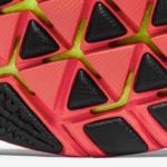 Zapatillas para entrenar Nike Free Train Force Flyknit - Detalle suela - Hombre