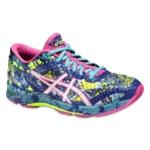 Zapatillas ASICS para correr triatlón Gel-Noosa Tri 11 color azul - mujer