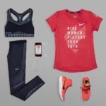 Remera Nike Women Victory Tour 21K
