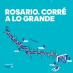 Media Maratón Rosario 2016 Mapa del recorrido 21K y 5K