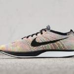 Zapatillas para correr Nike Flyknit Racer color Rainbow