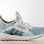 Zapatillas para correr PureBoost X color Ice Mint adidas running