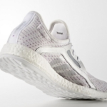 Zapatillas para correr PureBoost X color White adidas running