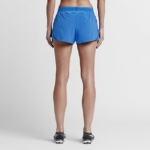Short Nike Running Aeroswift 5 cm para mujer color azul claro