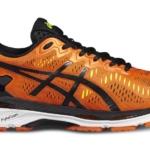Zapatilla para correr Asics GEL-Kayano 23 con Flytefoam para hombre naranja