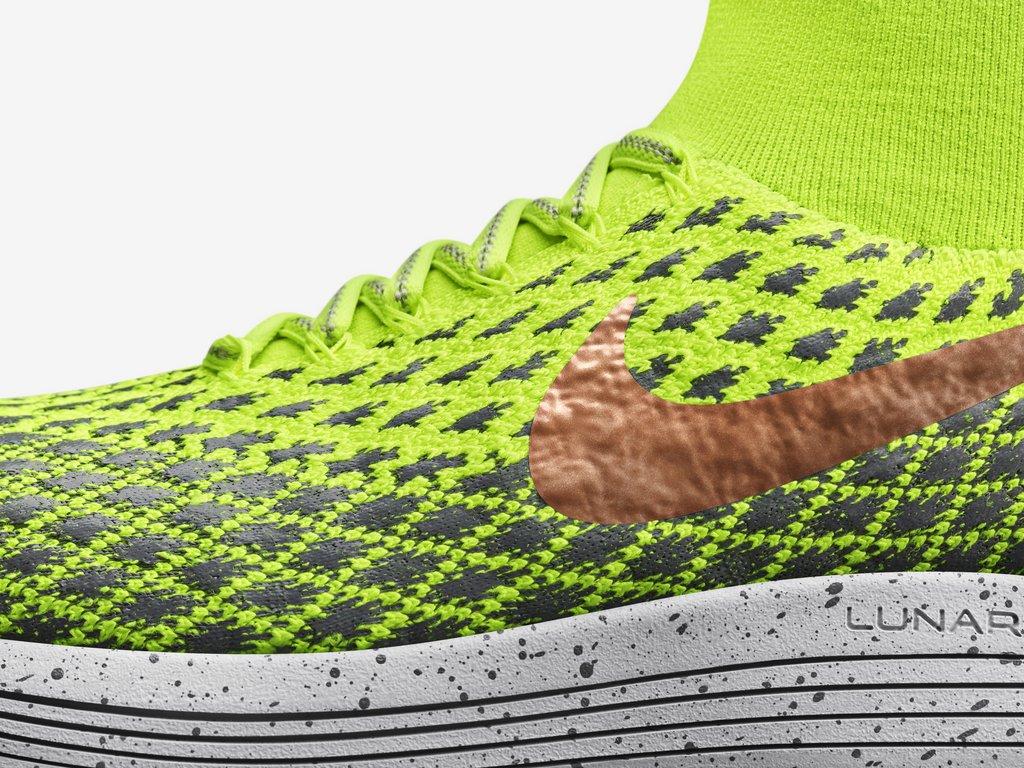 Zapatillas para correr Nike Running Lunarepic Flyknit Shield para hombre