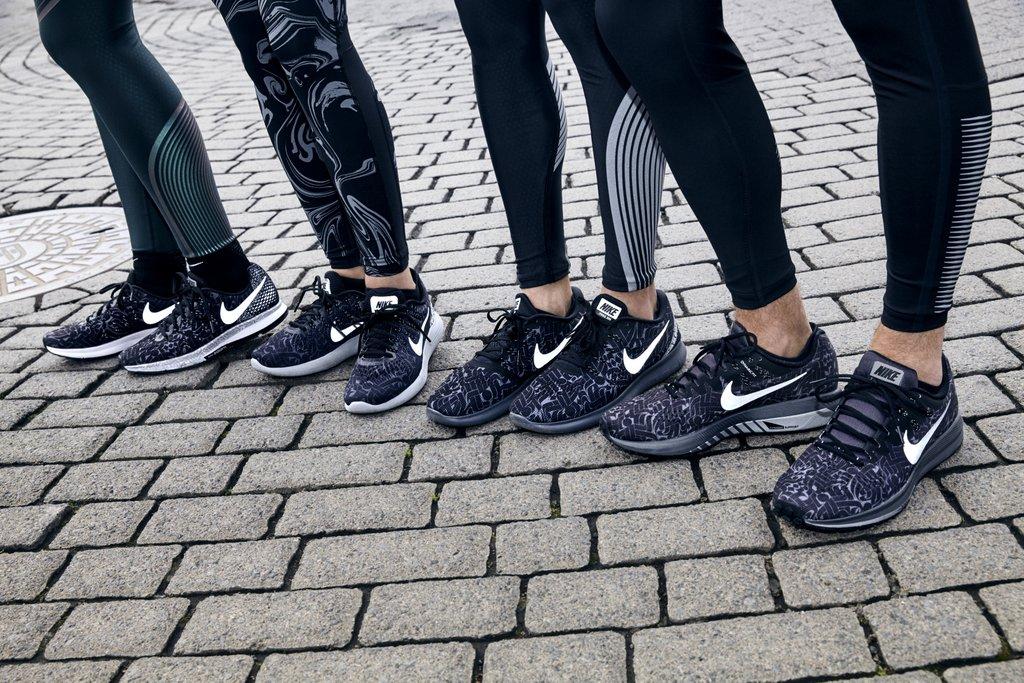Colección de zapatillas Nike Running por Rostarr