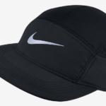Gorra para correr Nike AW84 con bolsillo con cierre