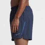 Short para correr Nike Flex Phenom 2-EN-1 para hombre - Detalle bolsillo izquierdo