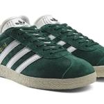 Zapatillas adidas Gazelle Vintage Suede Pack - Color Verde