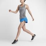 Short de running de 7,5 cm Nike Flex para mujer - color azul