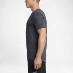 Remera Running Nike Zonal Cooling Relay manga corta para hombre - color antracita