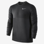 Camiseta Running Nike Zonal Cooling Relay manga larga para hombre - color antracita