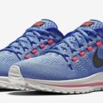 Zapatillas para correr Nike Air Zoom Vomero 12 - Color celeste para mujer