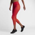 Malla o calza pirata Nike Zonal Strength para entrenar de mujer
