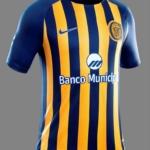 Camiseta de Rosario Central 2017 titular Nike