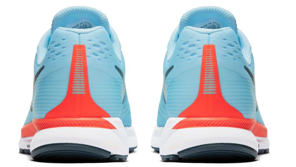 Zapatillas para correr Nike Air Zoom Pegasus 34 2017 - Elemento reflectante