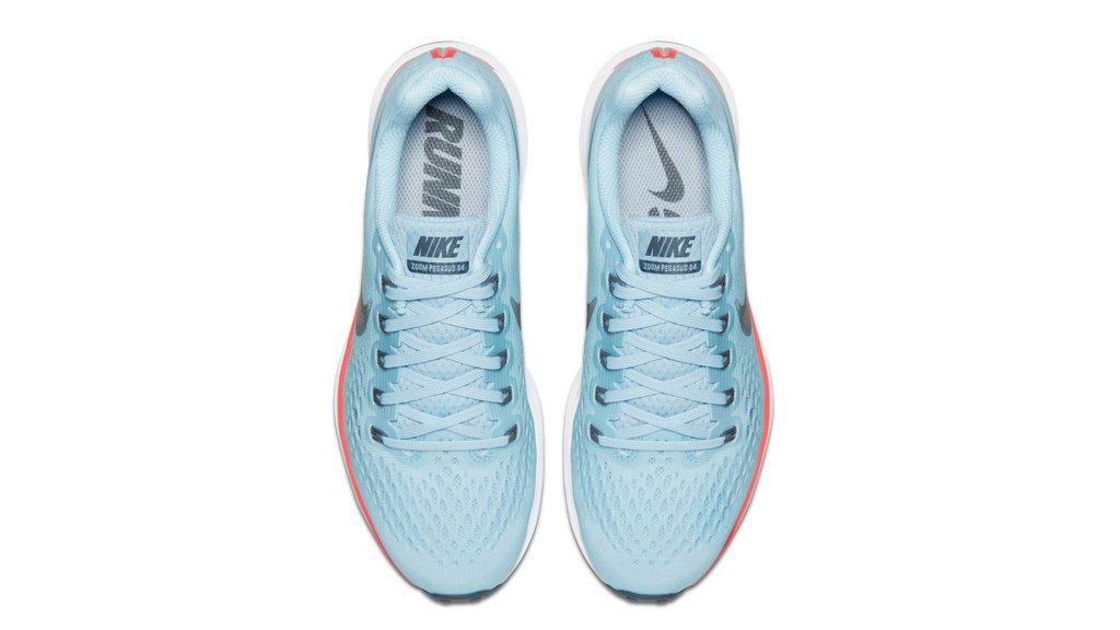 Zapatillas para correr Nike Air Zoom Pegasus 34 2017 - Vista de arriba