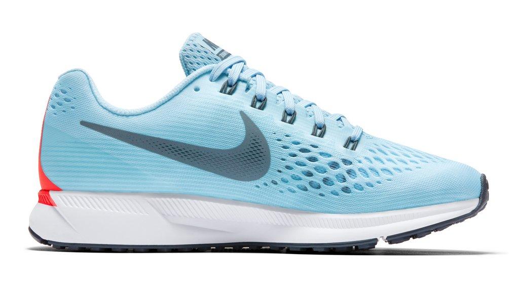 Zapatillas para correr Nike Air Zoom Pegasus 34 2017 - Perfil interno