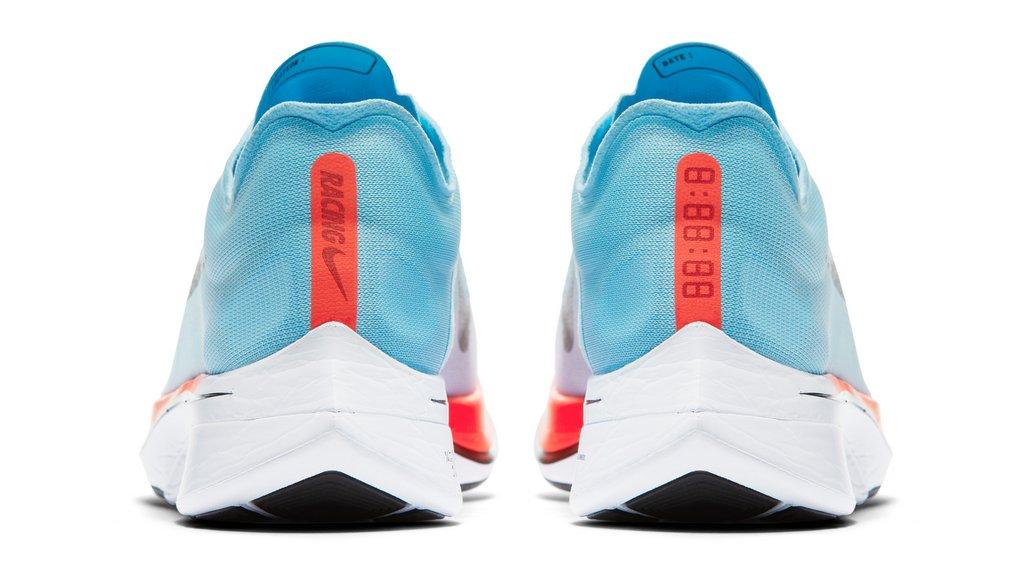 Zapatillas para correr Nike Zoom Vaporfly 4% - Detalle talón