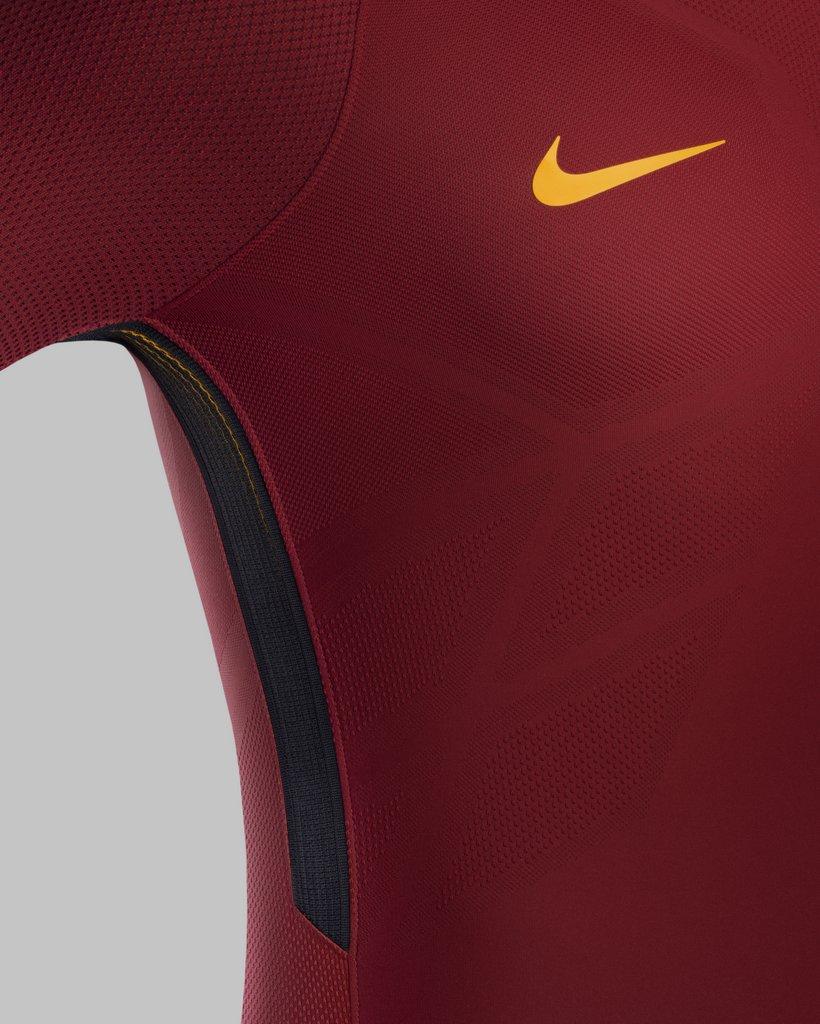 Camiseta de fútbol Nike del club AS Roma para 2017- 2018